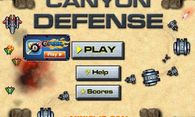 Canyon Defense - #GTUSA 1