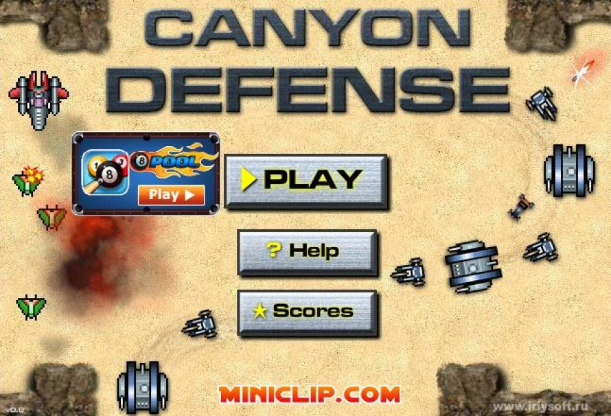 Canyon Defense – Free To Play Mobile Game