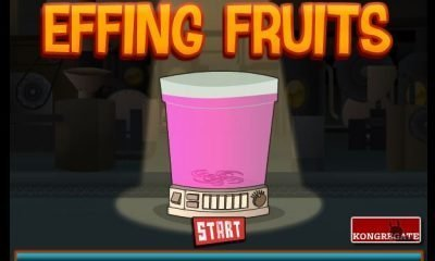 Effing Fruits - #GTUSA 1