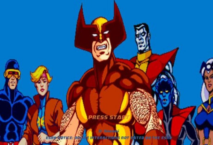 X-Men Arcade 1992 Was An Astonishing Cabinet