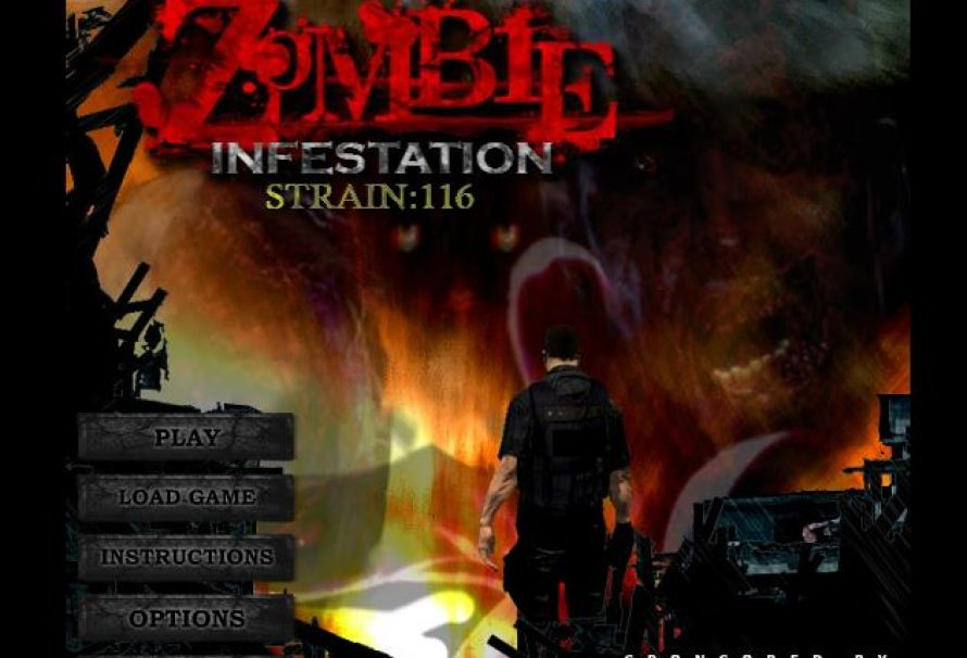 Zombie Infestation: Strain 116 – Free To Play Browser Game
