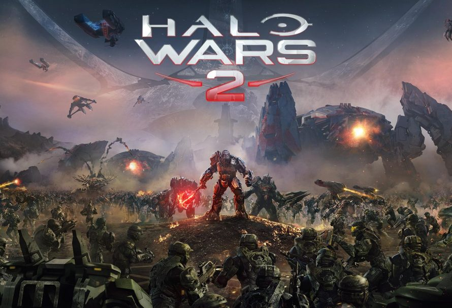 Watch The Halo Wars 2 Explosive Launch Trailer