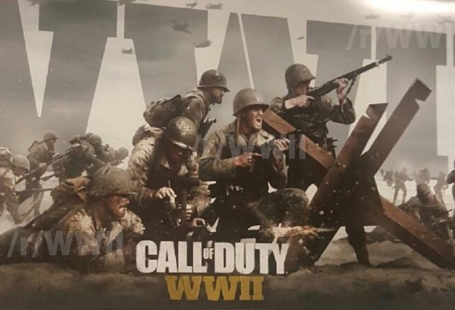 Call of Duty: WWII Leaked
