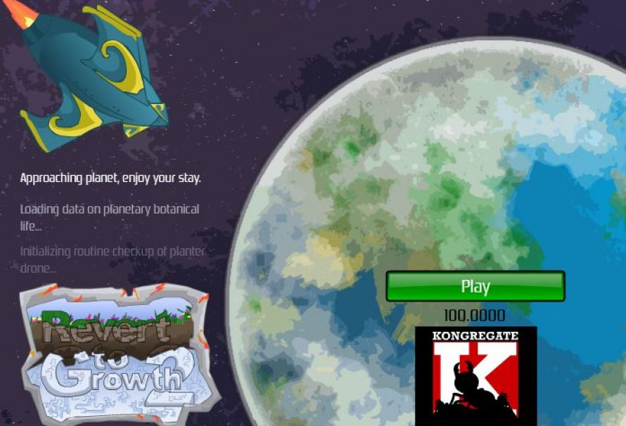 Revert to Growth 2 – Free To Play Browser Game