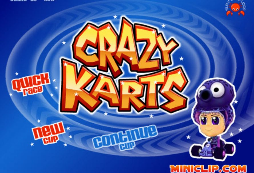 Crazy Karts – Free To Play Mobile Game
