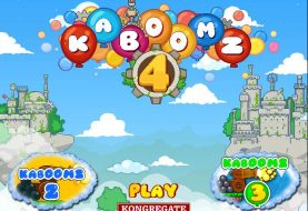 Kaboomz 4 - Free To Play Browser Game