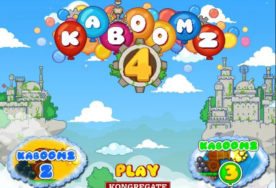 Kaboomz 4 – Free To Play Browser Game
