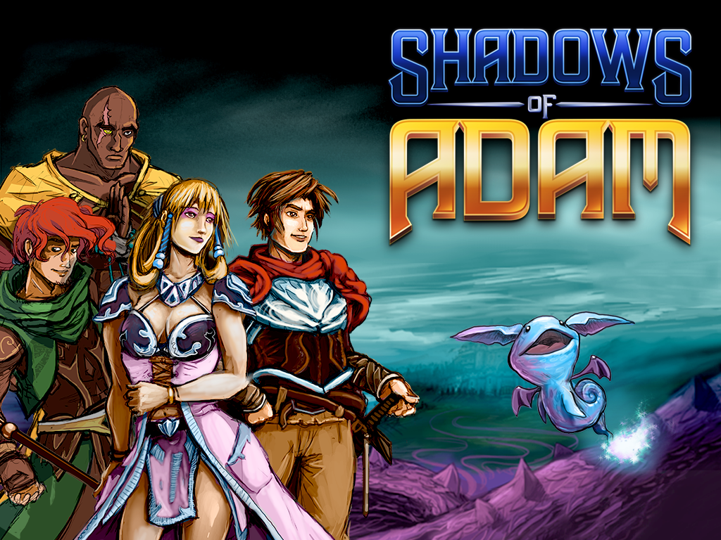 Shadows of Adam - #GTUSA 1