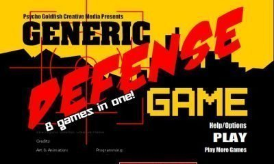 Generic Defense Game - #GTUSA 1