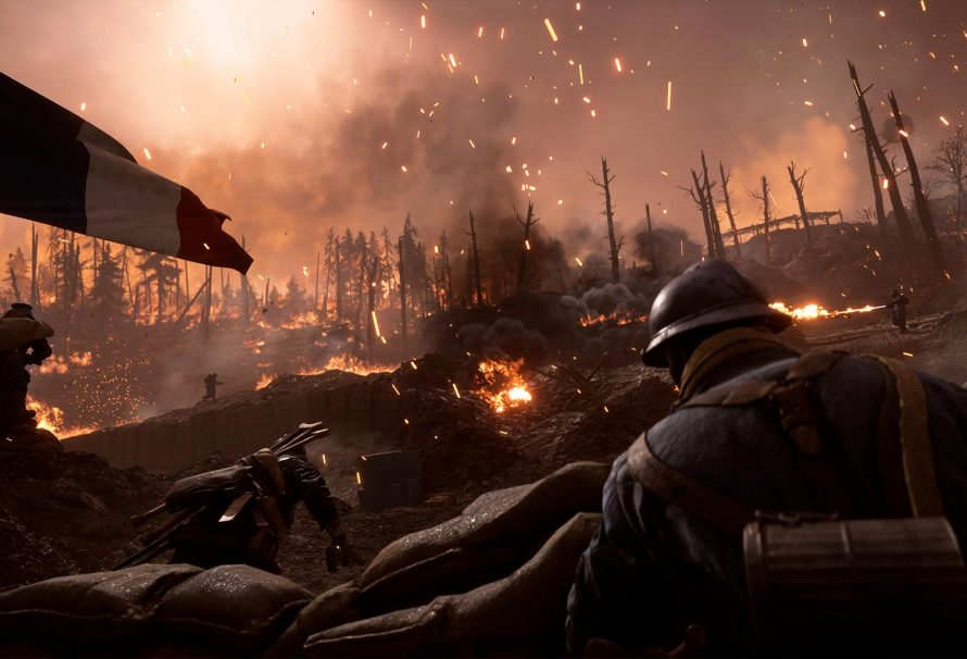 Battlefield 1: They Shall Not Pass Coming Soon