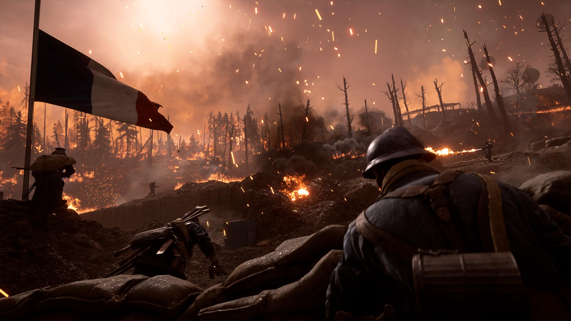 Battlefield 1 They Shall Not Pass - #GTUSA 11