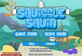 Squiggle Squid - Free To Play Browser Game