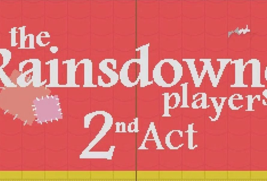 Weekly Kick Pick – The Rainsdowne Players: Second Act