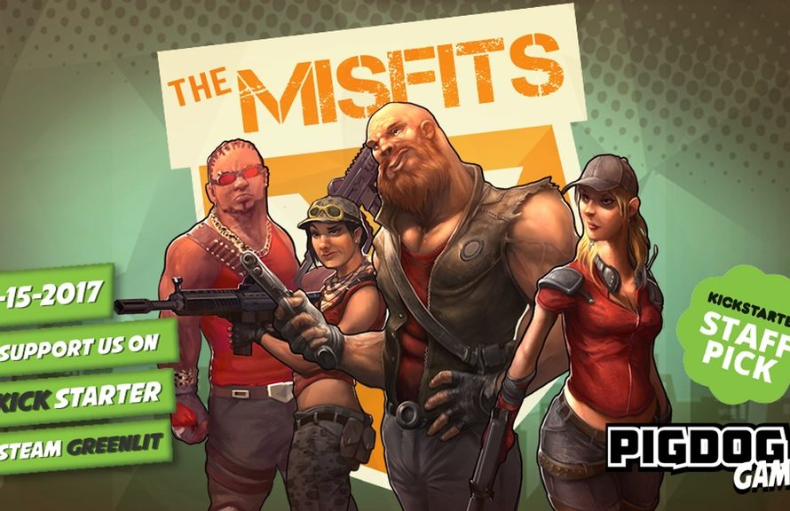 Weekly Kick Pick – The Misfits
