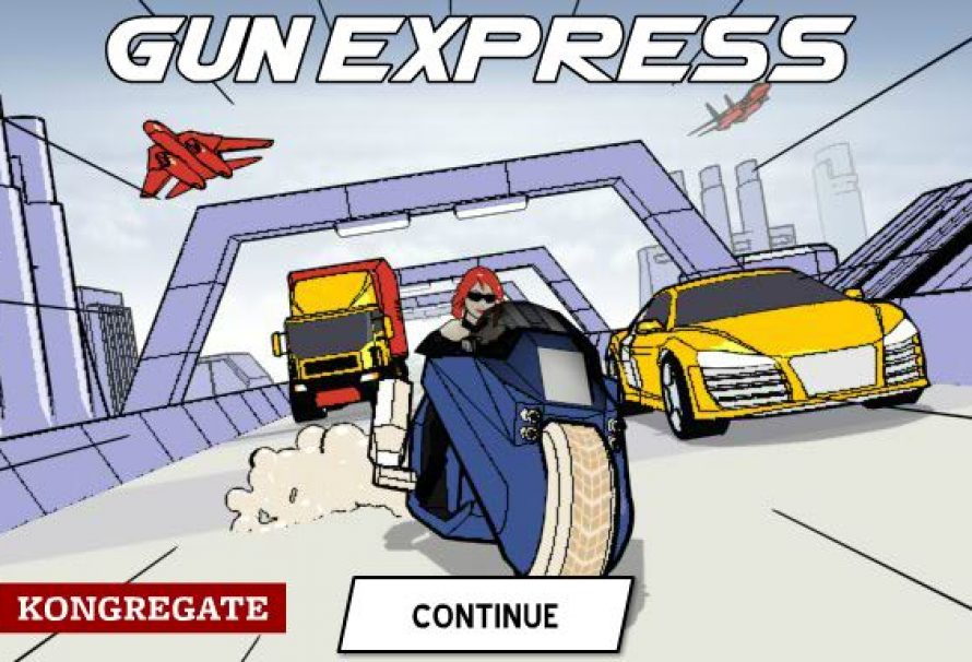 Gun Express – Free To Play Browser Game