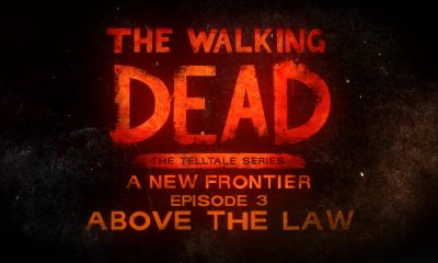 The Walking Dead: A New Frontier - Ep 3: Above the Law - #GTUSA 1