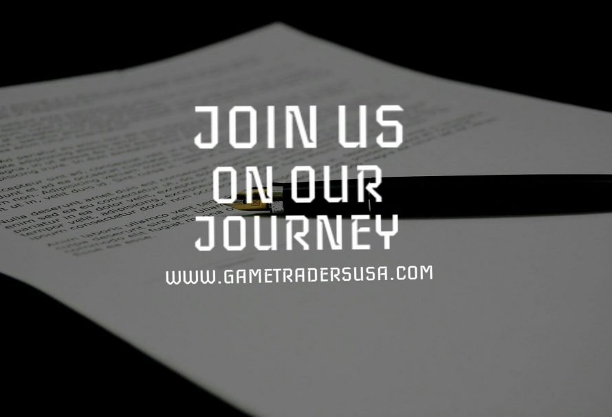 Join Our Team On Our Gaming Journey