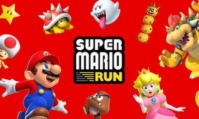 Super Mario Run Arrives Early on Android - #GTUSA 1
