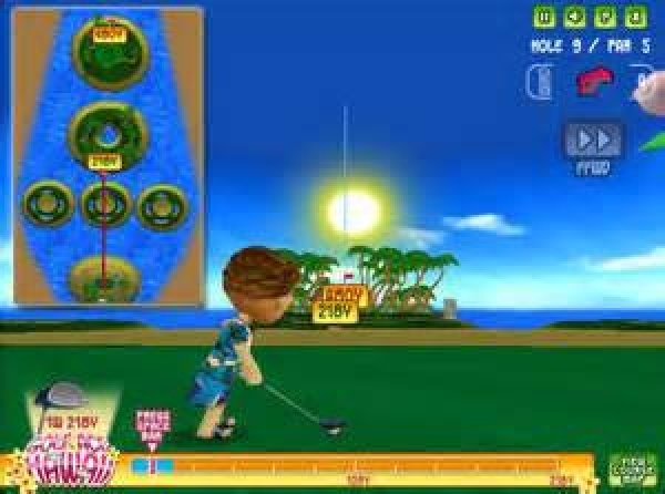 Golf Ace Hawaii - #GTUSA 1