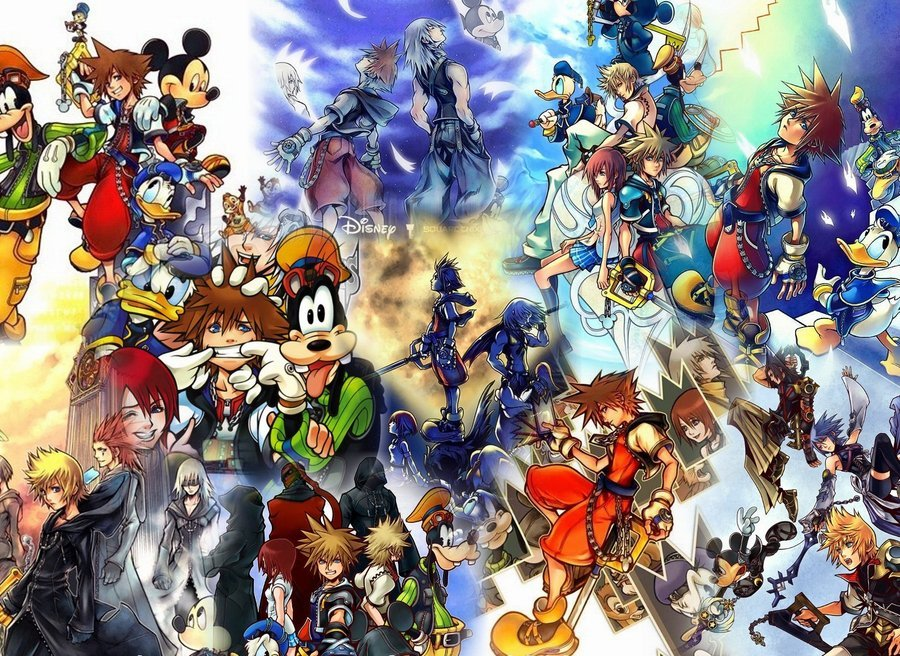 Kingdom Hearts 15th Anniversary - #GTUSA 3