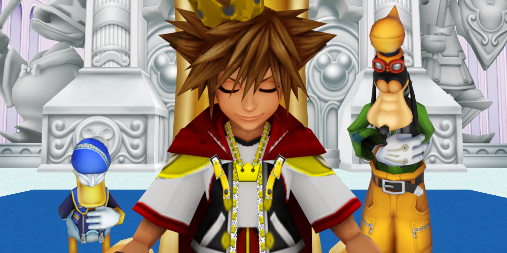 Kingdom Hearts 15th Anniversary - #GTUSA 4