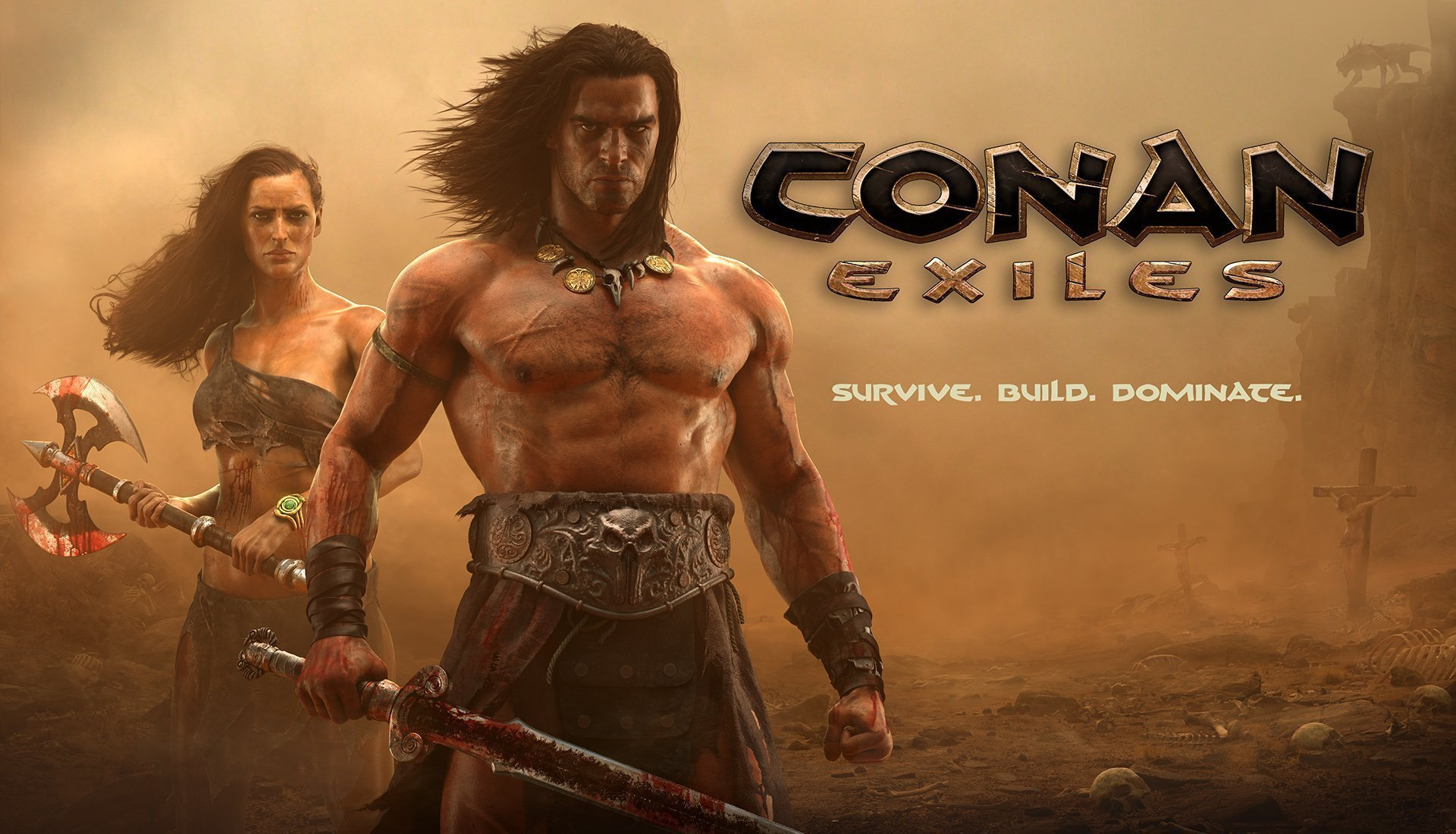 Is Conan Exiles Still Worth It - Game Review - #GTUSA 1