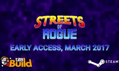 Streets of Rogue - #GTUSA 1