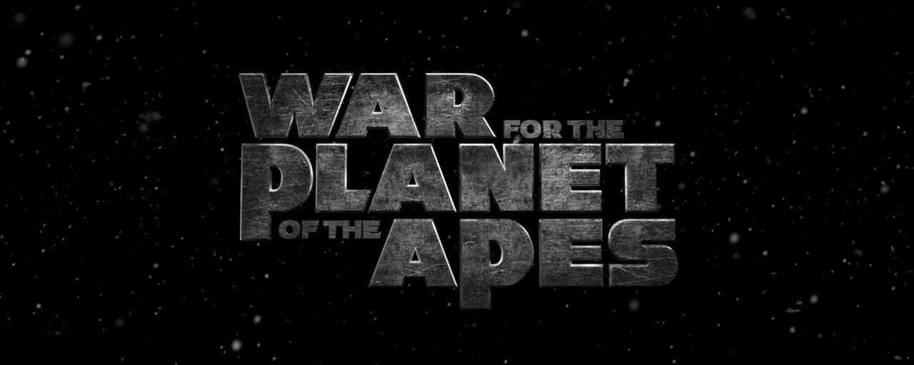 "New Trailer Released For ""War for the Planet of the Apes"""