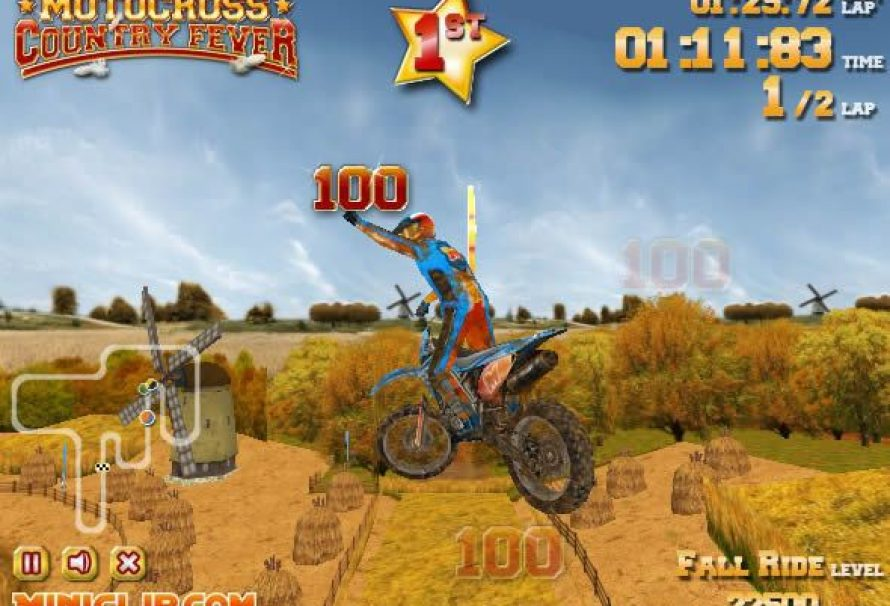 Motocross Country Fever – Free To Play Mobile Game