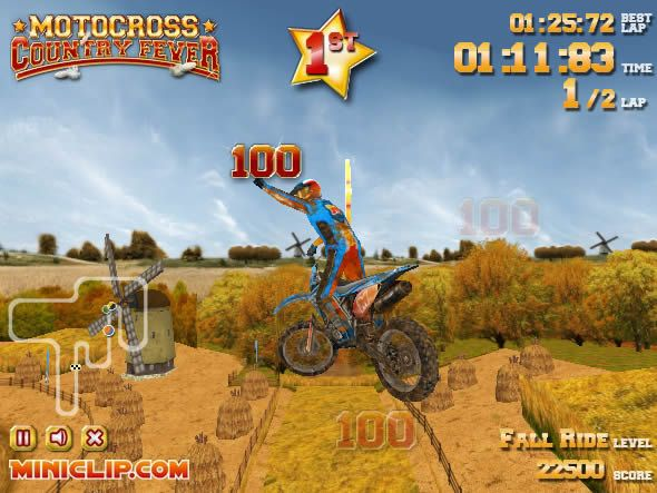 Motocross Country Fever - #GTUSA 1