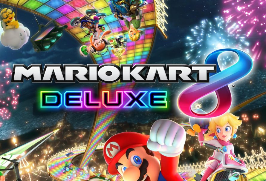 Mario Kart 8 Deluxe File Size Revealed