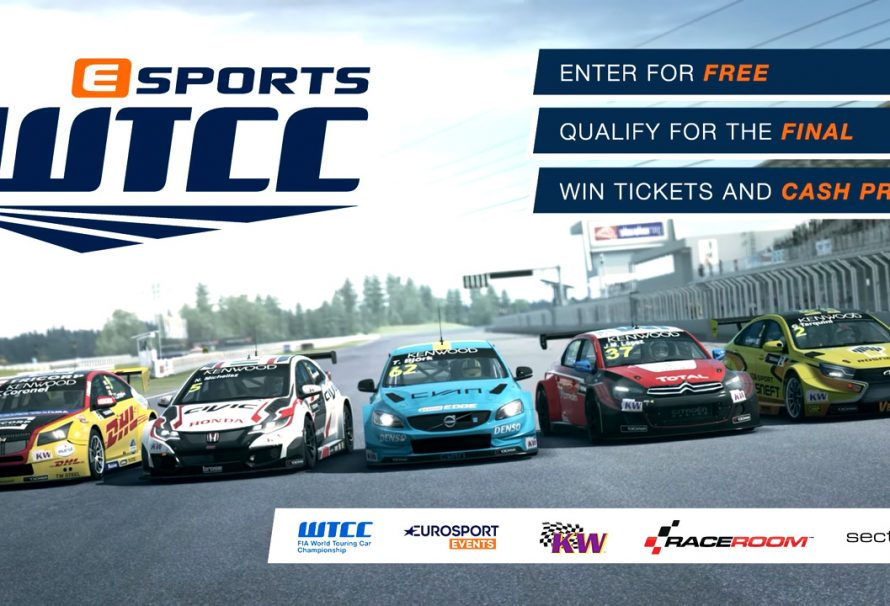 Applications Open For New eSports WTCC Competition