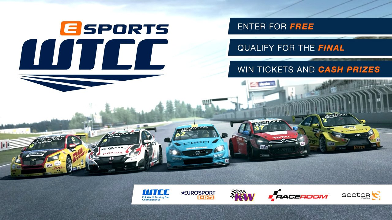 Applications open for new eSports WTCC competition - #GTUSA 1