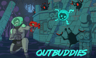 OUTBUDDIES - #GTUSA 1
