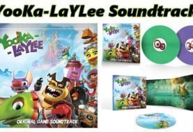 Yooka-Laylee's  Soundtrack Out Now on Vinyl, CD and Digital Platforms