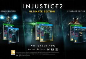 "New ""Injustice 2"" Trailer Shows Off The New Gear System"