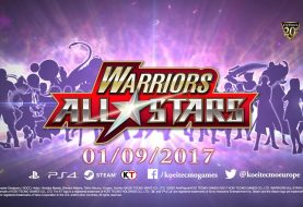 "KOEI TECMO AMERICA REVEALS UPCOMING CROSSOVER ""WARRIORS ALL-STARS"""