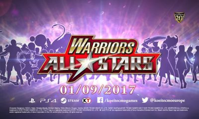 Warriors All-Stars PS4 & Steam - #GTUSA 1