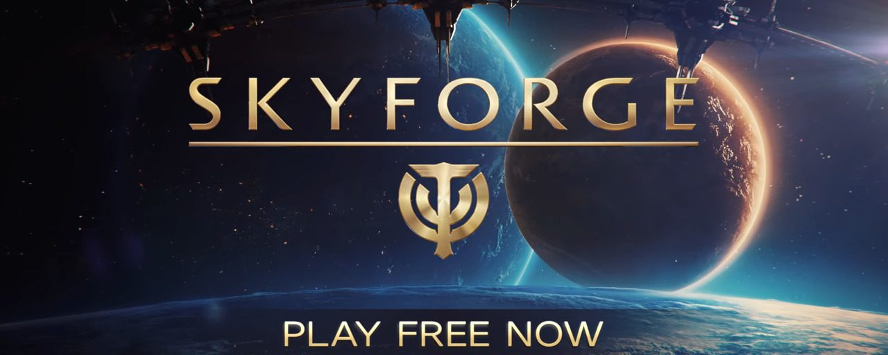 "Play Action MMO ""Skyforge"" Free On PS4 Now"