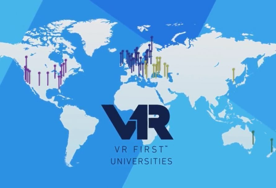 VR FIRST TO DOUBLE NUMBER OF DEDICATED AR/VR LABS IN 2017