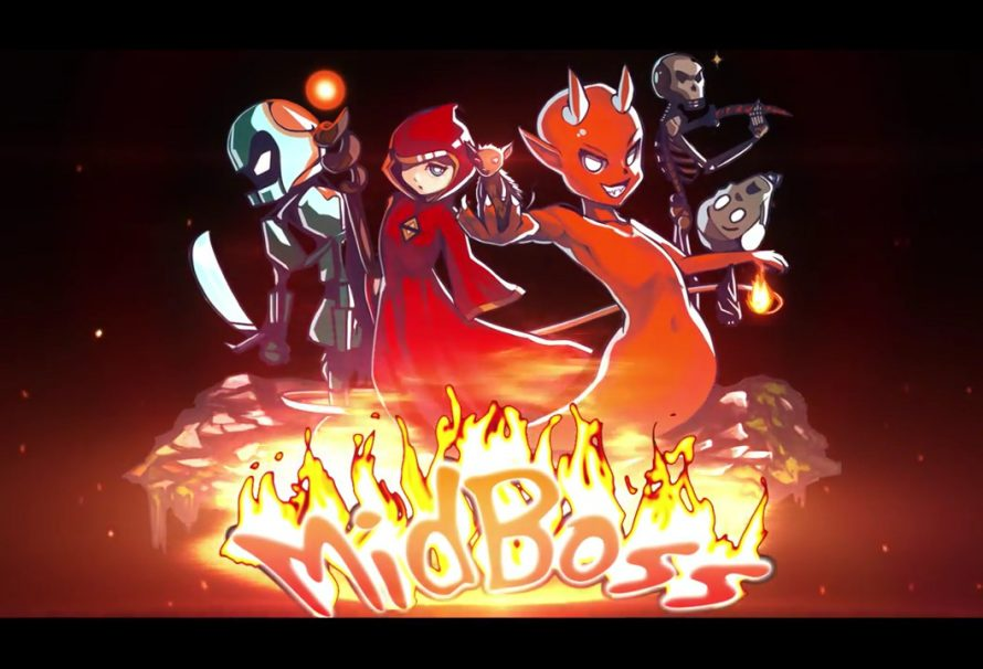 """Traditional Roguelike """"MidBoss"""" Coming To Steam Soon"""
