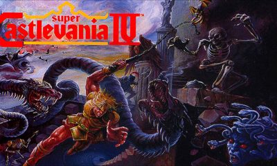 Super Castlevania IV: Other Castle - SNES Rom Hack - #GTUSA 1