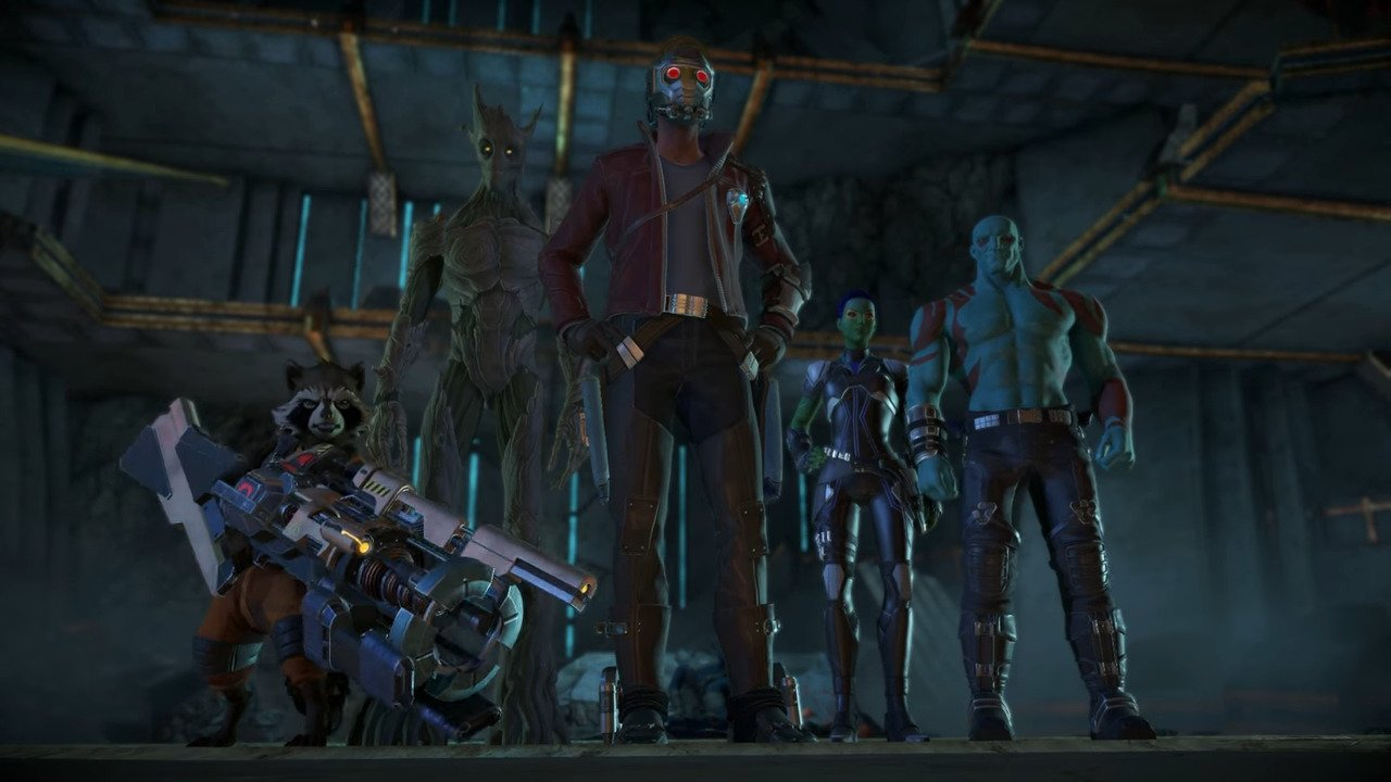 Marvel's Guardians of the Galaxy: The Telltale Series Now Available - #GTUSA 1