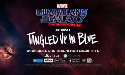 Marvel's Guardians of the Galaxy: The Telltale Series Now Available - #GTUSA 2