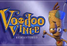 "Voodoo Vince Is Back And Better Than Ever In ""Voodoo Vince Remastered"""