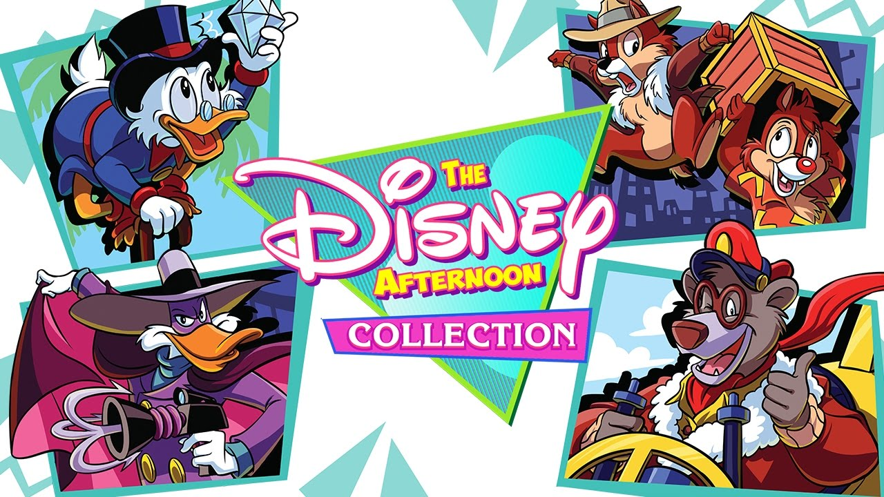 The Disney Afternoon Collection - #GTUSA 1