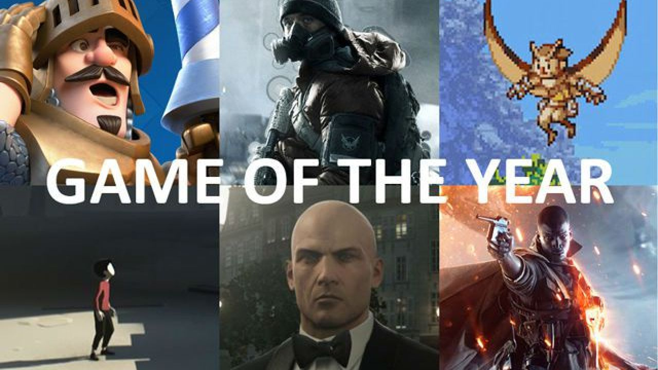 Nominees revealed For The Nordic Game Awards 2017 - #GTUSA 3