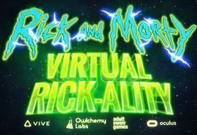 Rick and Morty: Virtual Rick-ality Available For HTC Vive & Oculus + Touch