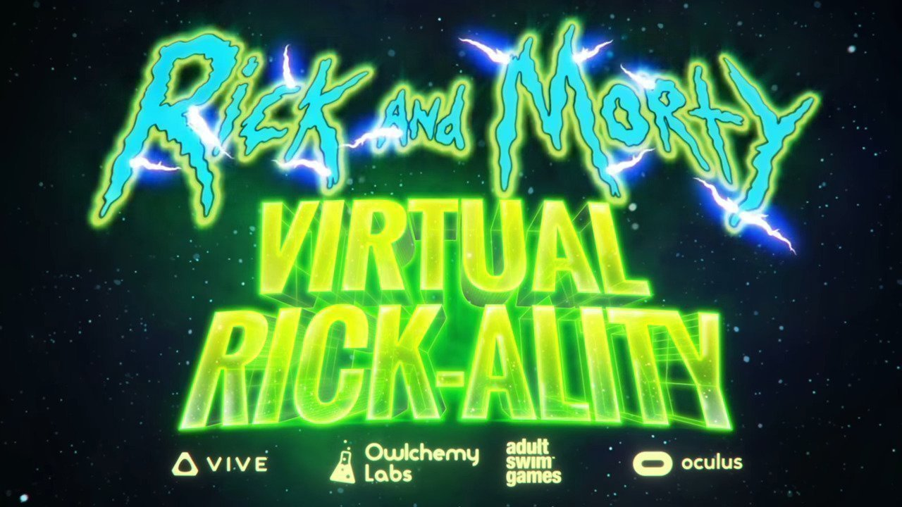 Rick and Morty: Virtual Rick-ality - #GTUSA 1