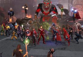 Marvel Heroes Omega PlayStation®4 Closed Beta Begins Today